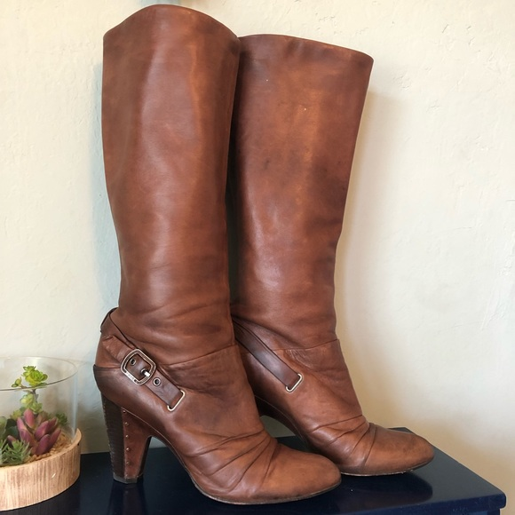 Frye Shoes - Frye - Womens Tall Leather Boot